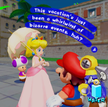 The Significance of Playing Super Mario Sunshine on GameCube